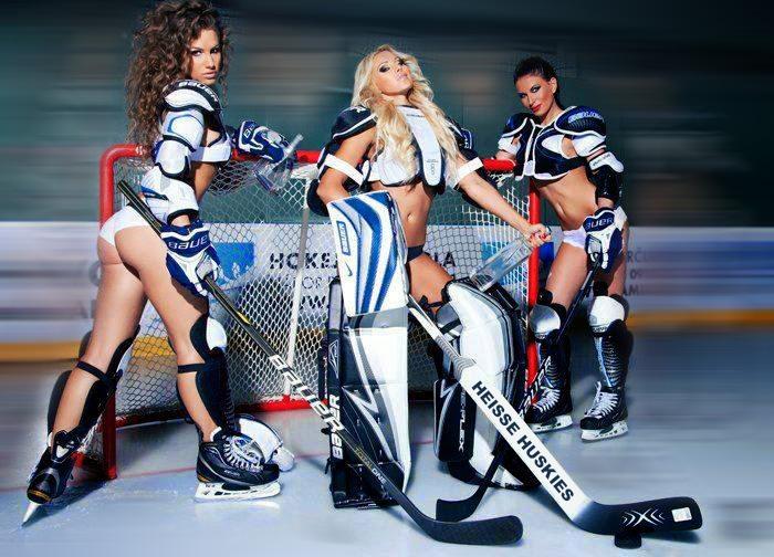 Sex-Eklat beim Eishockey-Derby